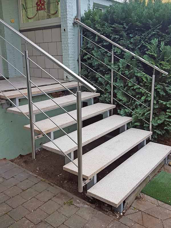 Außentreppe 3